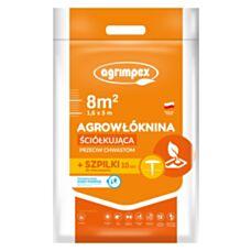 Agrowłóknina wiosenna AgroMarina + szpilki Agrimpex