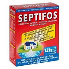 SEPTIFOS 1,2 kg aktywator do szamb LEMAPOL