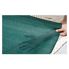 Siatka cienująco-osłonowa 55% 1,5x50m 60g zielona
