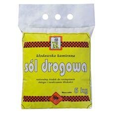 Sól przeciw gołoledzi 5 kg Kłodawa