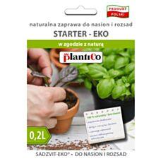 Starter Eko Naturalna zaprawa do nasion i rozsad 0,2L PlantiCo