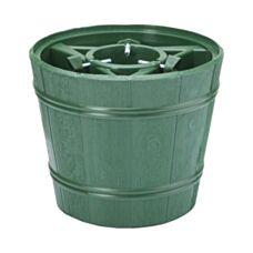Stojak pod choinkę Planeta 2 zielony Form-Plastic