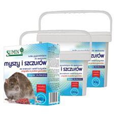 Trutka na myszy i szczury granulat Sumin