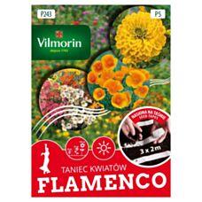 Taniec kwiatów Flamenco taśma 2x3m Vilmorin