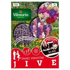 Taniec kwiatów Jive taśma 2x3m Vilmorin