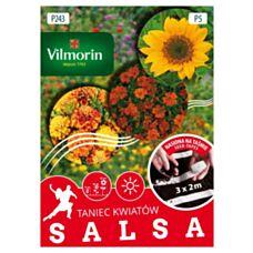 Taniec kwiatów Salsa taśma 2x3m Vilmorin