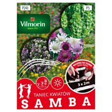 Taniec kwiatów Samba taśma 2x3m Vilmorin