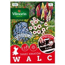 Taniec kwiatów Walc taśma 2x3m Vilmorin