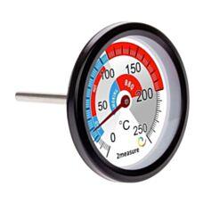 Termometr do wędzarni i BBQ 0-250°C Biowin 102200