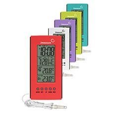 Termometr z zegarem Biowin 170101