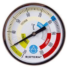 Termometr do destylacji 20°C - 110°C Biowin 102700