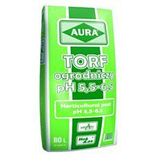 Torf odkwaszony 80 L Hollas