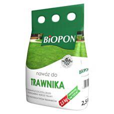 Nawóz do trawnika 2,5kg Biopon