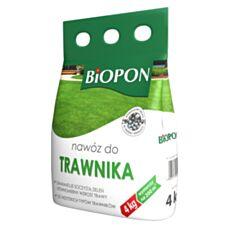 Nawóz do trawnika 4 kg Biopon