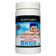 Tabletki Triochlor 200g Acrylmed