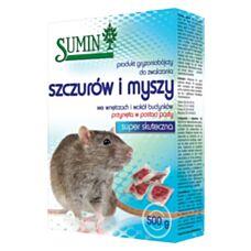 Trutka miękka na myszy i szczury Sumin