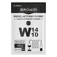 Węgiel Aktywny Płynny 140g Biowin 405112
