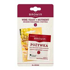 Drożdże + pożywka Biowin