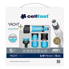 """Zestaw zraszający Yacht Mini™ Ergo 3/8"""" 15m Cellfast"""