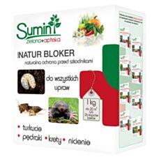Natur Bloker pędrak, kret, turkuć 1kg SUMIN