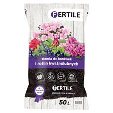 Ziemia do borówek i roślin kwaśnolubnych 50 L Fertile