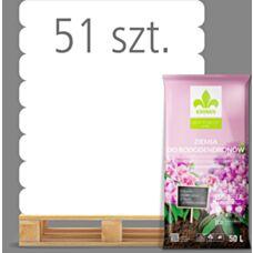 Ziemia do rododendronów 50L Kronen - Paleta (51 sztuk)