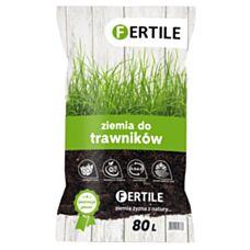 Ziemia do trawników 80 L Fertile