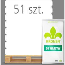 Ziemia do warzyw 50L Kronen - Paleta (51 sztuk)