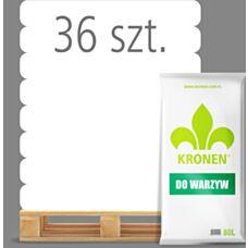 Ziemia do warzyw 80 L Kronen - Paleta (36 sztuk)