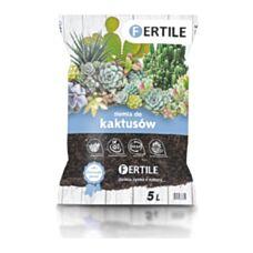 Ziemia do kaktusów 5 L Fertile