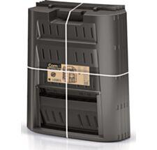 Kompostownik Compogreen 700x700x800mm czarny 320L Prosperplast IKL320C