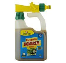 Preparat z rozpylaczem Pożegnanie z komarem Zielony dom