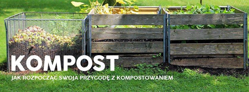 Kompost – Jak rozpocząć swoją przygodę z kompostowaniem?