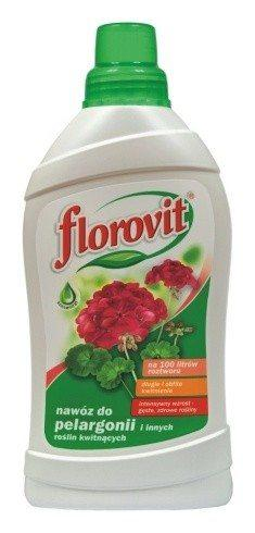 Florovit płynny do pelargonii i innych roślin kwitnących