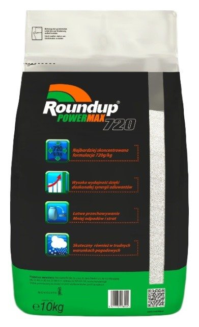 Roundup powermax Monsanto