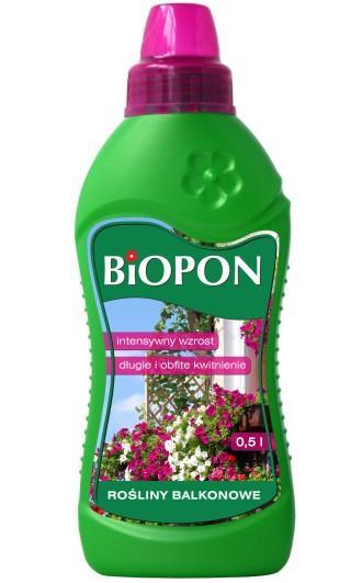 Nawóz do roślin balkonowych Biopon