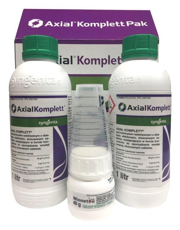 Axial Komplett Pak Syngenta