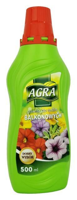 Nawóz płynny do roślin balkonowych Agra