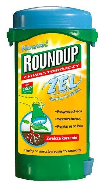 Roundup żel Substral