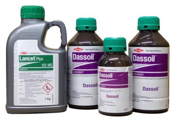 Lancet Plus 125 WG + Dassoil