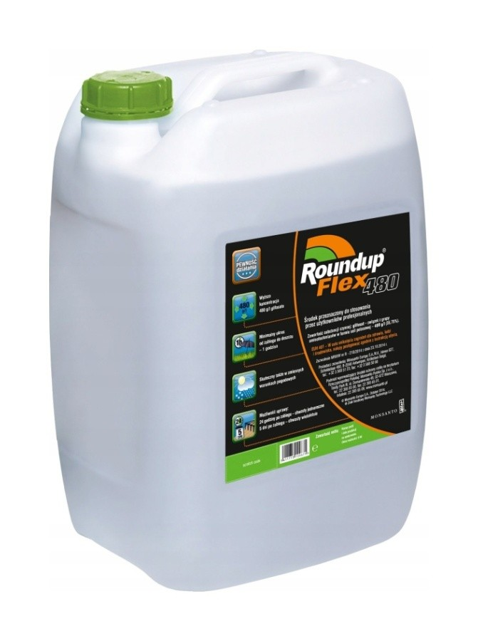 Roundup flex 480 Monsanto