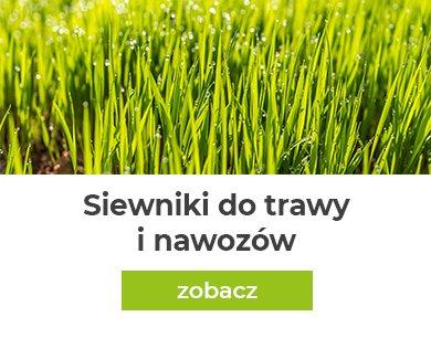 Siewniki do trawy